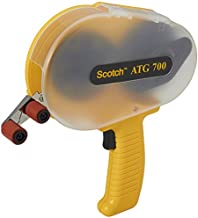 Scotch ATG 700 Adhesive Applicator, 1/2 in and 3/4 in wide rolls