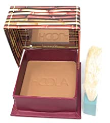 Bronzer with brush Contour and highlight Face Slimming .28 ounces Year round tan