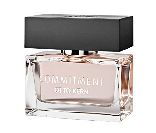 Otto Kern® Commitment Woman I Eau de Toilette - klassisch - souverän - elegant - feminines Statement voller Stil und Gelassenheit I 30ml Natural Spray Vaporisateur