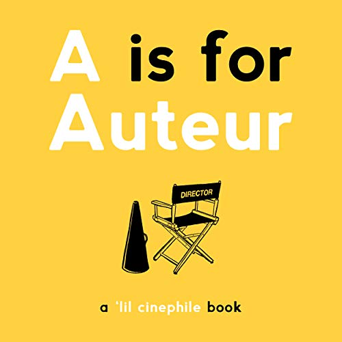 A is for Auteur Bathroom Book