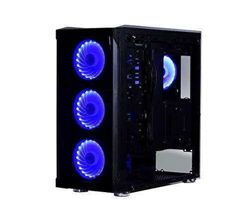 PC behuizing X2 BLAZE III midi tower