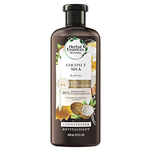 Herbal Essences Biorenew Coconut Milk Hydrate Conditioner, 13.5 FL OZ