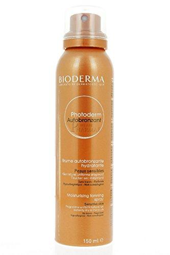 Bioderma Photoderm Autobronzant Selbstbräunungsspray, 1er Pack(1 x 150 ml)