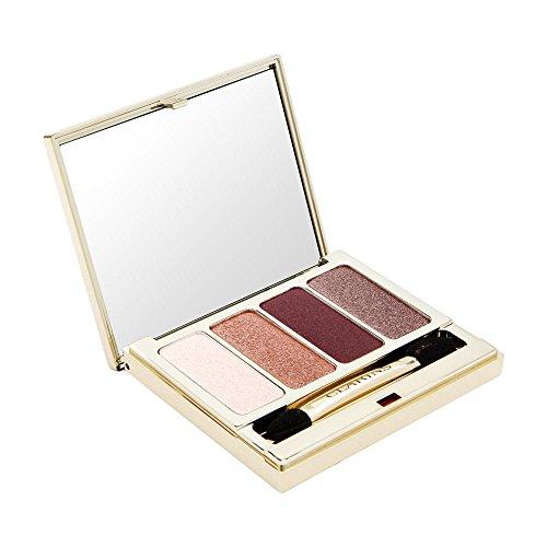 Clarins - Sombras de ojos 4 colores rosewood