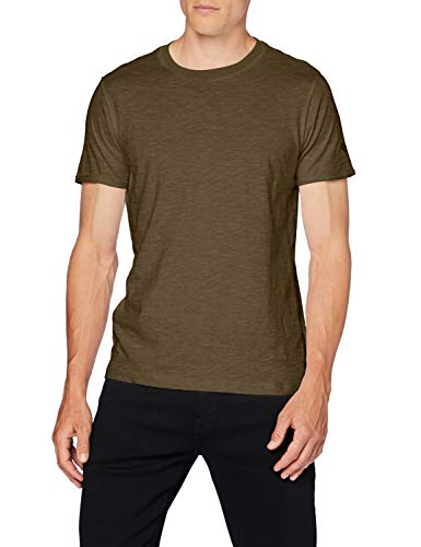 Replay M3177 .000.22912a T-Shirt, 439 Militaire, L Homme