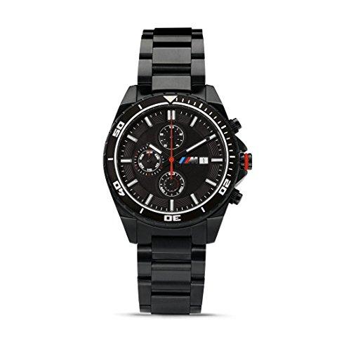 BMW para hombre M Cronógrafo Reloj–Negro–Diámetro 43mm