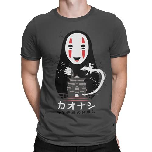 Camisetas La Colmena 4038-Chihiro (albertocubatas)