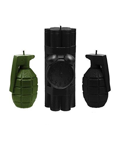 Candellana Candele esplosiva Set i