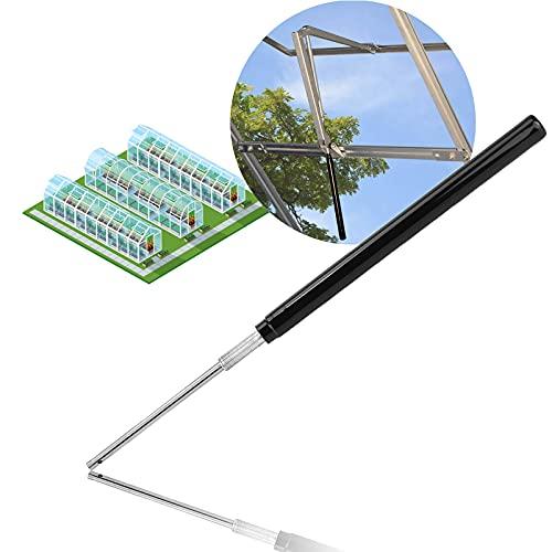 Ersatz Zylinder für Gewächshäus Automatischen Fensteröffner, Hochempfindliche Sensor für Einzel oder Doppelfedern Automatischer Fensteröffner Zubehör 1 PCS