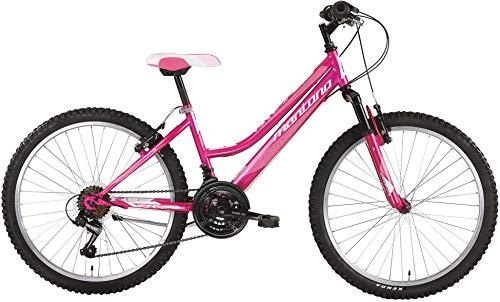 Monana Escape Mountainbike, 24 inch (61 cm), 18 versnellingen