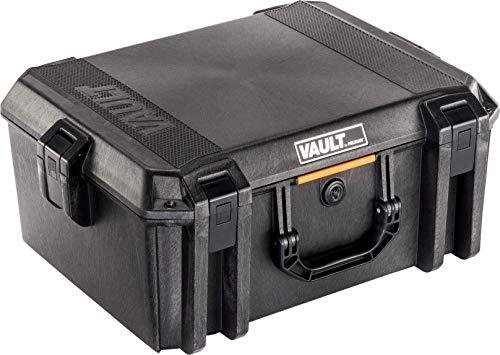 Vault by Pelican – V550 Pistol/Equipment Case with Foam...