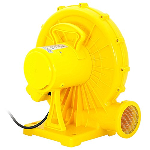 Best Price Cloud 9 Commercial Inflatable Bounce House Blower - 1,200 Watts (1.5 HP)