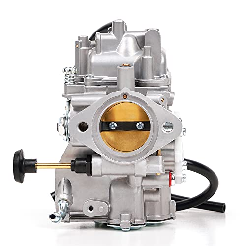 Amhousejoy Carburetor Carb Fit for Yamaha WARRIOR YFM 350, for BIG BEAR YFM 350 2x4 4x4, for MOTO-4 YFM 350, for Kodiak 400 YFM 400 ATV