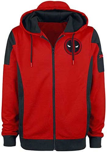 Deadpool Costume Trainingsjacke Multicolour XL