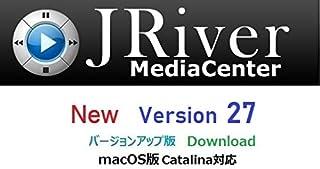 JRiver Media Center Ver27 macOS版・アップグレード・ライセンス