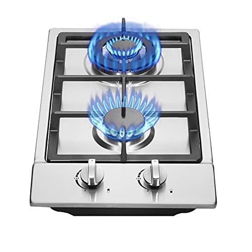 Top 10 best selling list for natural gas kitchen stove built in 2 burner