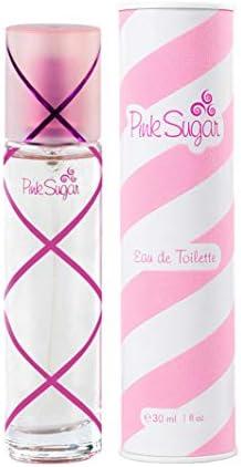 Aquolina Pink Sugar Eau De Toilette Spray for Women, 30 ml