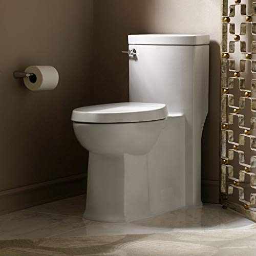 American Standard 2891.128.020 Boulevard RH Elongated One Piece Flowise Toilet,...