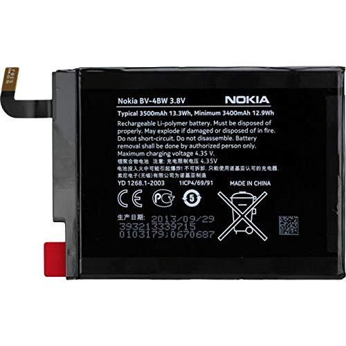 Nokia - Bateria Original Nokia BV-4BW / BV4BW Nokia Lumia 1520 / 3500 mAh
