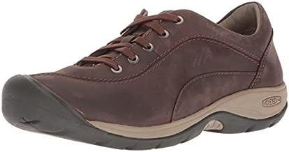 KEEN Women's Presidio II-W Hiking Shoe, Infield/Cornstalk, 8 M US
