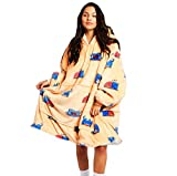 The Oodie Blanket Hoodie | Premium Wearable Blanket Adult & Kids Sizes | All Patterns & Colors | Hoodie Blankets, Oversized Hoodie Blanket for Women & Men, Oodie Hoodie Blanket Hoodie Women & Men