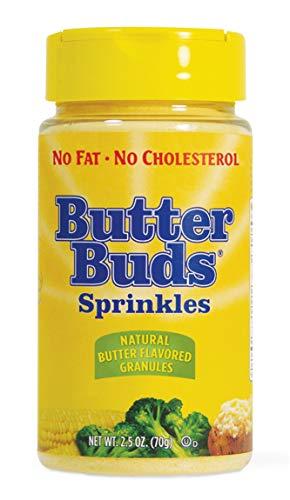 BUTTER BUDS Flavor Granules (044800004028), 2.5 Ounce