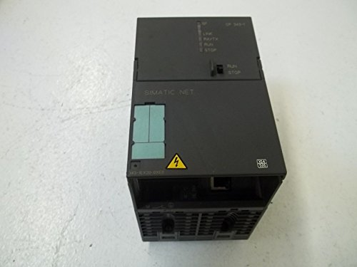 6GK7343-1EX20-0XE0 Siemens SIMATIC NET CP 343-1 Communicatieprocessor voor CPU S7 300 nieuw OVP 6GK7 343-1EX20-0XE0 Communications Processor 6GK73431EX200XE0 nieuwe factory packaging 4019169116459