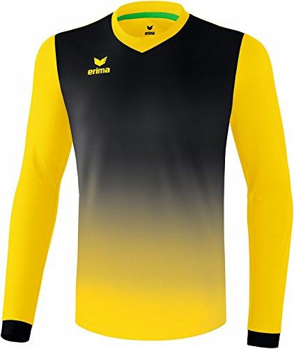 ERIMA Herren Trikot Leeds Trikot, gelb/schwarz, XL, 3141833