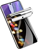 Draxlgon Protecteur d'écran en Film Hydrogel de confidentialité pour Samsung Galaxy Note 9, Protection écran Souple Anti-Espion Haute sensibilité (2 Pièces)