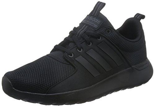 Adidas Cf Lite Racer, Scarpe Running Uomo, Nero (Core Black/Utility Black), 42 2/3 EU