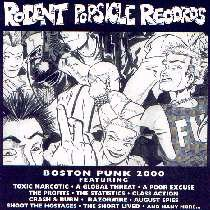 Rodent Popsicle Records - Boston Punk 2000