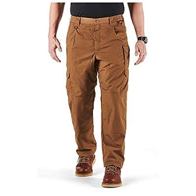 5.11 Tactical Men's Fast Tac Cargo Pant, Style 74439, Battle Brown, 34W x 30L