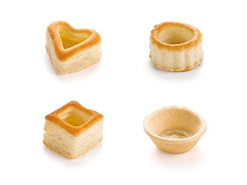 Pidy Cocktail Assortment Mini Puff Pastry - 48 Pieces
