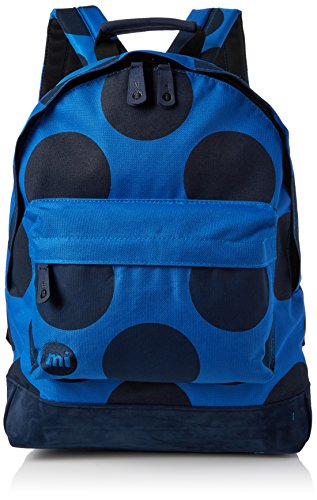 Mi-Pac Polka XL Backpack Mochila Tipo Casual, 41 cm, 17 litros, Royal/Navy