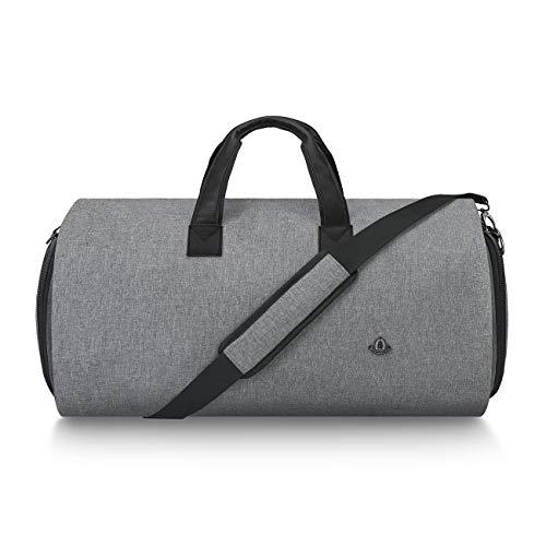 Bug anzugtasche kleidertasche Business,Kleidersack Reisetasche Anzugsack 2 in 1 Garment Bag mit 15