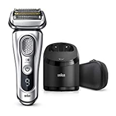 Braun Series 9 is the worlds most efficient shaver*, T exceptionally gentle to your skin. Tested on 3-day beards vs. Leading premium tier products. Details on Braun.Com/study-results 5 synchronized shaving elements to capture more hair in the first s...
