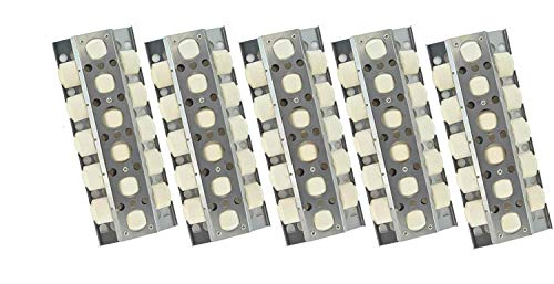 Turbo CG3CKW, CG4CKW, CG3TCBN, CG3TDBRN, CG3TDN, CG4TCBN, CG4TCBRN, Elite XG3TDN, XG3TCN, XG4TCN, XG5TDN (5-PK) Ceramic Briquettes Heat Shield
