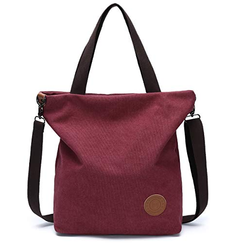 Women Tote Bag,Myhozee Fashion Casual Shoulder Purse Cross body Handbags for School and Traveling