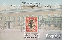 secteur: Malte Bloc 51 (complète.Edition.) raison de l´émission: 2011 sénat et législatif assemblée