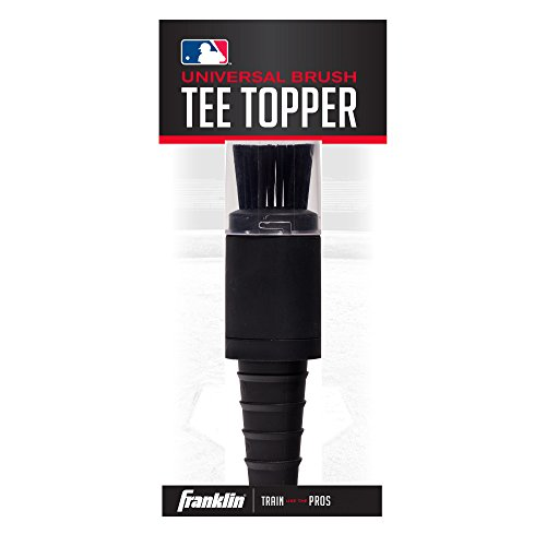 Franklin Sports Authentic Brush Tee Topper