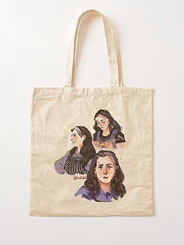 deadw Bon Kitchen Test Ba Appetit Canvas Tote Umhängetasche Stylish Shopping Casual Bag Faltbare Reisetasche