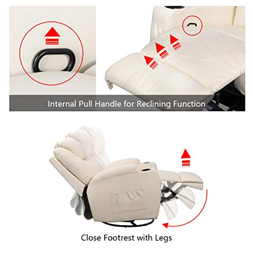 Esright Massage Recliner Chair...