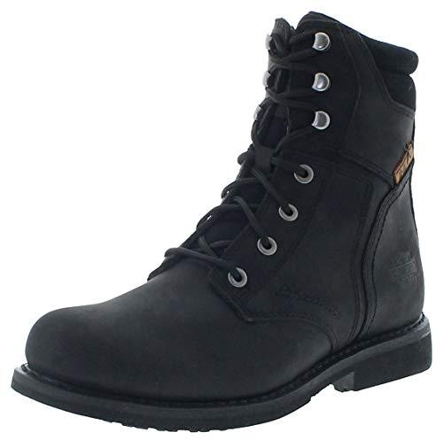 FB Fashion Boots D97025 Darnel Ce - Stivali da Motociclista, con Scarpa, Nero (Nero), 43 EU