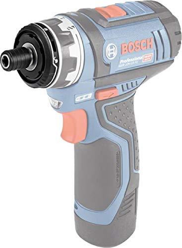 Bosch Professional FlexiClick Bithalteraufsatz GFA 12-X (kompatibel mit GSR 12V-15 FC und GSR 12V-35 FC)