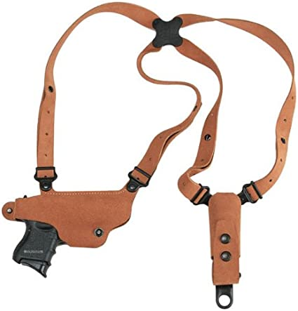Galco CL204 Tan RH Classic Lite Shoulder Leather Holster Walther PPKS