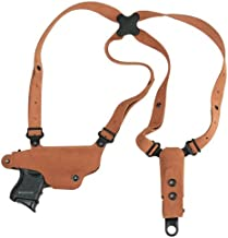 Galco CL224 Classic Lite Shoulder Holster System for Glock 17, 19, 22, 23, 26, 27, 31, 32, 33, 34, 35, 36 (Right-Handed)