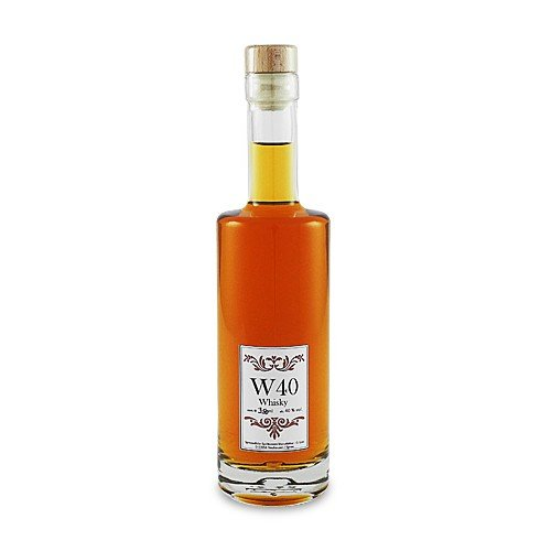 W40 Whisky (0,35 l / 40% vol.)