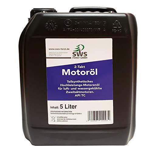 2-Taktöl Zweitaktöl 5 Liter Kanister Mischöl teilsynthetischn