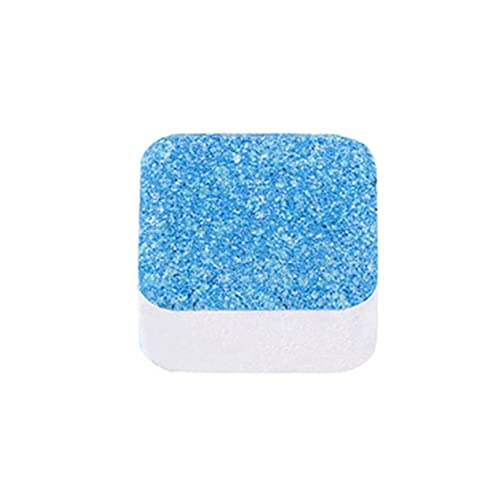 DBSUFV Tabletas de Limpieza de Tanques de Lavadora Tabletas efervescentes Detergente de Limpieza