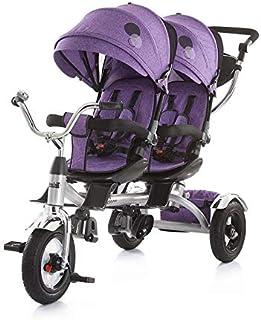 Amazon.es: triciclo para gemelos: Bebé